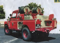 Farm Trucks, Old Trucks, Brush Truck, Wildland Fire, Dodge Power Wagon, Search And Rescue, Emergency Vehicles, Fire Engine, Land Rover Defender
