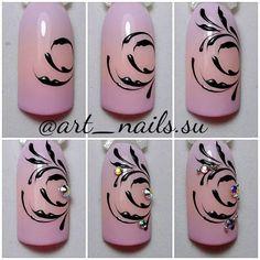 Diy Christmas Nail Art, Christmas Nail Art Designs, Creative Nail Designs, Simple Nail Designs, Trendy Nail Art, Nail Art Diy, Splatter Nails, Nail Drawing, Nagel Blog