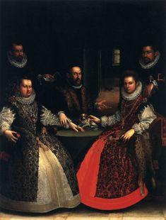 Lavinia Fontana, Portrait of the Gozzadini Family 1584 Oil on canvas, 253 x 191 cm Pinacoteca Nazionale, Bologna