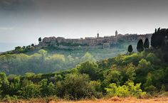 A small jewel among the hills...#umbria #italy #travel #discover #orvieto