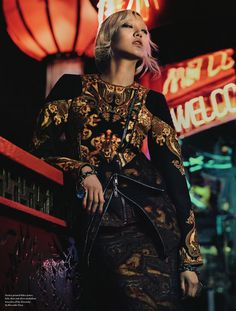 Rory Payne shoots Soo Joo Park for the latex issue of Wonderland Magazine. Styled by Matthew Josephs. Hair by Roxane Attard and make-up by Jenny Coombs. Fashion Shoot, Fashion Art, Editorial Fashion, Street Fashion, Fashion Design, High Fashion Photography, Fashion Photography Inspiration, Editorial Photography, Christophe Decarnin