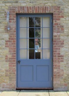 Ideas for farmhouse small front doors - Front Door Ideas Cottage Front Doors, Cottage Door, House Front Door, Glass Front Door, Glass Door, Welsh Cottage, French Cottage, Cottage Style, Front Porch