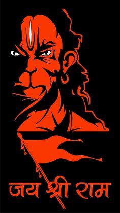 Jai Hanuman wallpaper by somashekargoudn - - Free on ZEDGE™ Hanuman Images Hd, Hanuman Ji Wallpapers, Hanuman Photos, Ganesh Images, Lord Shiva Hd Wallpaper, Shri Ram Wallpaper, Mahadev Hd Wallpaper, Mobile Wallpaper, Hd Wallpaper Iphone