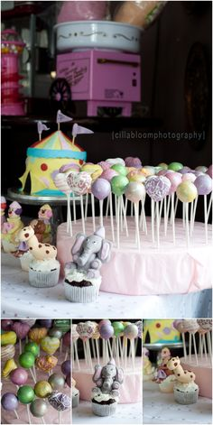 Circus Carnival Themed Baby Shower | www.cillabloom.co.za