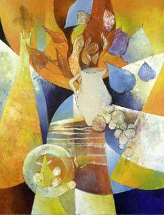 Francoise Collandre ~ 'Composition'