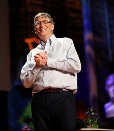 Bill Gates among philanthropists encouraging charity on Giving Tuesday.