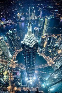 Jin Mao tower China :)