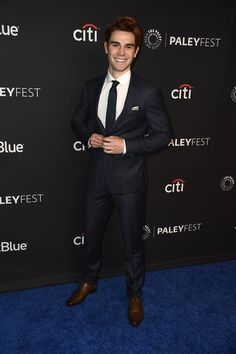 """KJ Apa Photos - KJ Apa attends The Paley Center For Media's Annual PaleyFest Los Angeles - """"Riverdale"""" at Dolby Theatre on March 2018 in Hollywood, California. - The Paley Center For Media's Annual PaleyFest Los Angeles - """"Riverdale"""" - Arrivals Vanessa Morgan, Archie Andrews Riverdale, Petsch, James Fitzgerald, In Hollywood, Hollywood California, Paley Center, Riverdale Cast, Celebs"""