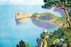 Mallorca en Pintura: Erwin Hubert (1883-1963)