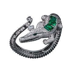 Haute Joaillerie Bracelet by Cartier