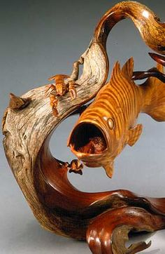 Beautiful Wood Craft