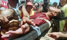 Good Friday In The Philippines  Christianity, when properly understood, is a religion of losers