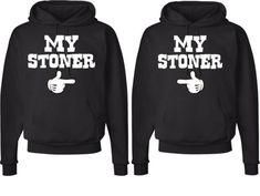 Couples My Stoner Hoodie