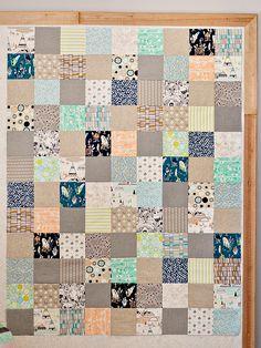Bijou Lovely: pretty patchwork.