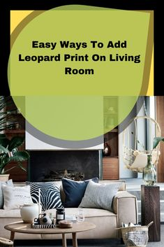 Installing animal print into a living is nice. Then, leopard print will give you a touch of wild but comfy room ambience Living Room Cabinets, Beautiful Living Rooms, Comfy, Decor Ideas, Touch, Animal, Lifestyle, Decoration, Nice