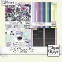 I have decided you get caught up with the ease of pocket scrapbooking with both hybrid and digital product. Fun product to use through the m...