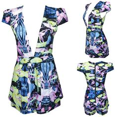 Enjoy their envious eyes in this stylish and chic jumpsuit shorts. It features floral print pattern,sweet and fresh. Deep v-neck style,short sleeve,backside zipper closure. Your beautiful days should be accompanied by it. - See more at: http://lulula.bigcartel.com/product/gzxy0602-sexy-deep-v-neck-short-sleeve-floral-print-jumpsuit-shorts#sthash.jJZBBAoo.dpuf