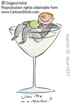 Join me in a Martini