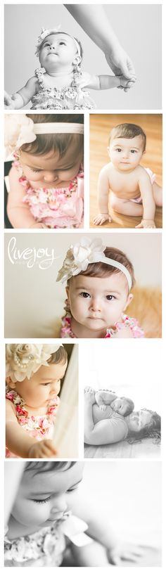 9 Month Photography Session / Baby Photography / Baby Photos / LiveJoy Photography #baby #9Months #LiveJoyPhotography