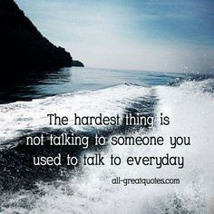 You were the hardest thing to lose but when God takes away, He always sends a replacement.