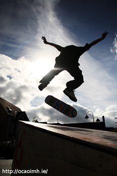always love skateboarder boys
