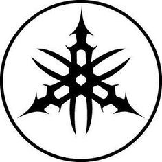 Yamaha Logo Tribal #yamahamotorcycles #yamaha #motorcycles #garage