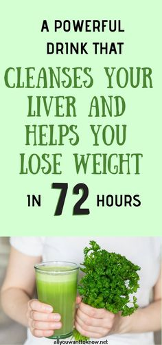 Clean Your Liver And Lose Weight In 72 Hours With This Powerful Drink - Buy Healthy Natural Clean Your Liver, Detox Your Liver, Losing Weight Tips, How To Lose Weight Fast, Weight Gain, Diabetes, Bodybuilding, Whole Body Workouts, Fatty Liver