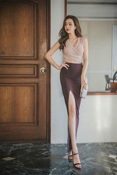Blaire Ivory에 있는 전태석님의 핀   스타킹 코디, 패션 스타일