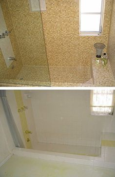 ROMAN STYLE SHOWER, TUB & TILE INSTALL | Interiors - Bathrooms ...