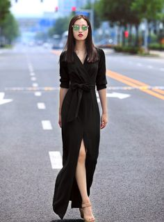 2017 Solid Women Outfit Open Slide Bodycon  Spring Summer Party Dresses Sexy Bandage Robe Woman Dress