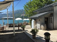 Beauregard / Restaurant La Boussole Terrasse Lounge | 2017 France ...