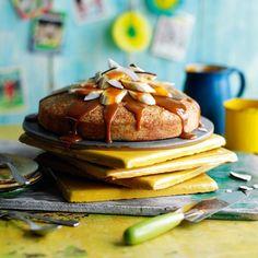 Brazilian banana cake recipe food Goodhousekeeping.co.uk 250614