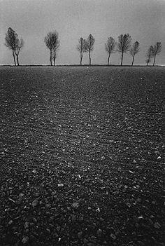 Environs de Paris by Jeanloup Sief