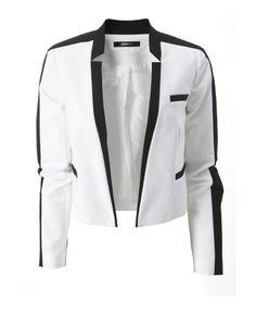 Gina Tricot: Cissi stripe blazer