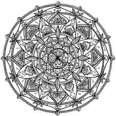 Mandala 746
