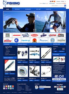 Bluey Fishing Shops Online