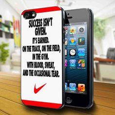 Nike Motivation, iPhone 4 Case, iPhone 4s Case,