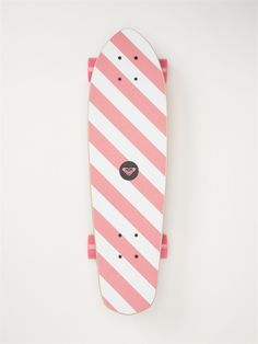 Roxy piner skateboard for Christmas. Every active girl needs this candy striped goodness.