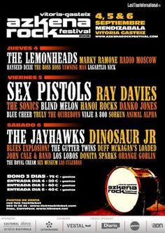 AZKENAROCK - VITORIA-GASTEIZ Heavy For All: HeavyForAll - Mejor Concierto/Festival del Año 2008