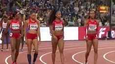 4x400m women relay IAAF World Athletics Championships 2015 Beijing