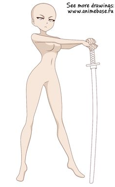 Magic and weapons – Anime base Ych Body Sketches, Art Drawings Sketches Simple, Drawing Base, Figure Drawing, Character Poses, Character Sketches, Manga Poses, Drawing Body Poses, Sketch Poses