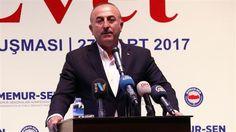 FM Çavuşoğlu: Turkey powerful despite hardships and interference  Proposed new presidential system of governance is Turkey's insurance for post-Erdoğan period, FM Çavuşoğlu says