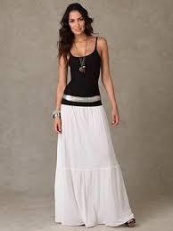 faldas largas elegantes 2012 - Buscar con Google