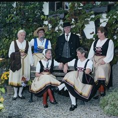 Zurich Traditional Costumes