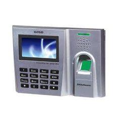 ZK U260-C #U260 is a biometric fingerprint Time & Attendance terminal. http://www.delaneybiometrics.com/  #biometric #fingerprint #Finger #Palm #vein #access #control #clock #time #attendance #Reader #Scanner #DSK #Time and #Attendance