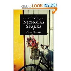 Absolutely love Nicholas Sparks books!