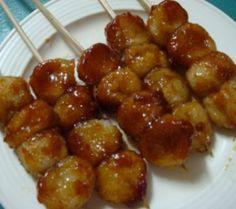 Kalamay Recipe (Sweet Rice Dessert with Coconut Cream Topping) | Panlasang Pinoy Recipes
