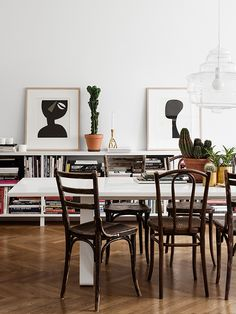 T.D.C | Apartment of H&M Home's Evelina Kravaev Söderberg. Styling by Lotta Agaton and photograpy by Kristofer Johnsson