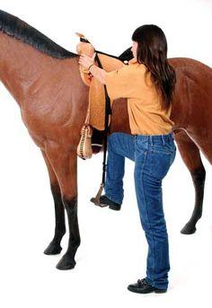 Saddles Tack Horse Supplies - ChickSaddlery.com Mounting Stirrup