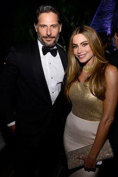 Sofia Vergara and Joe Manganiello met at the 2014 White House Correspondents Dinner.